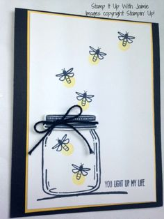 Jar of Love - Stampin Up - Stamp It Up With Jaimi