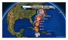 "Hurricane Sandy Meets ""Grease"""