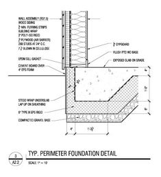 passivhaus progression April 7, 2011 typical foundation detail http://insituarchitecture.wordpress.com/tag/northwest-architect/