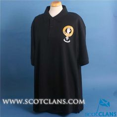 Lamont Clan Crest Polo Shirt