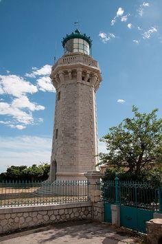 Phare de Sète by Passion for Lighthouses, via Flickr