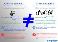 Auto-entrepreneur / Micro-entreprise