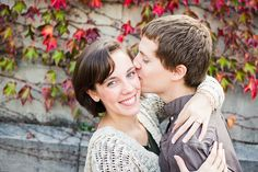 Engagement session at Biltmore Estates - Asheville, NC