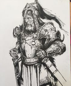"""9,959 Likes, 40 Comments - Karl (@karlkopinski) on Instagram: """"Some more ink doodling"""""""