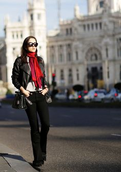 11+Ridiculously+Cool+Street+Style+Outfits+To+Copy+Now+via+@WhoWhatWear