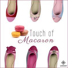Design deine individuellen Ballerinas im angesagten Pastel Trend