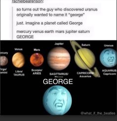 Bringing memes from planet George
