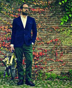 PEdALED Menswear: Jacket 8/30 @ PEDALED LONDON