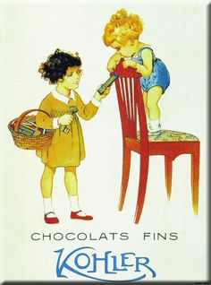Chocolats fins  Kohler