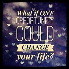 """How many times have you said """"What If I hadn't passed up that opportunity""""?  What if  this is THE ONE?  If you're interested in joining a great direct sales company, a few hours a day or full-time from the comfort of your home, with no monthly fees, no auto-ships, great commissions..and FREE makeup ? My favorite thing about this company is our amazing SISTERHOOD!!!! This business is SO much fun! AlishaBri.myitworks.com"""
