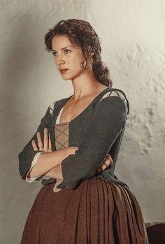 Claire Beauchamp Fraser