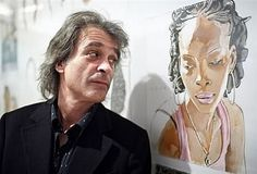 TITOUAN LAMAZOU Modigliani, Sculpture, Mans World, Portraits, Photos, Ledoux, Drawings, Oeuvres, 1975