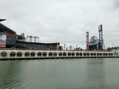AT&T Park from the South - Embarcadero San Francisco 10k by the San Francisco Locals Guide