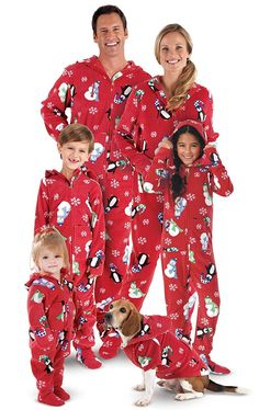 1aef176bf1 Onesie Winter Whimsy Matching Family Pajamas - C3115ECCI01
