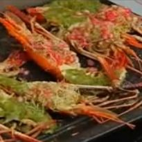 Scampi with Basil Butter: Vicky Ratnani gives you a quick and easy recipe to enjoy some delicious seafood.