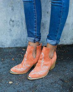 Laweson Boot - Orange