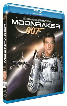 JAMES BOND 007 Moonraker - BLU-RAY NEUF