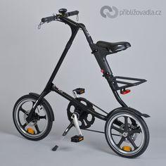 Folding bike Strida LT   Skládací kolo Strida LT > Priblizovadla.cz