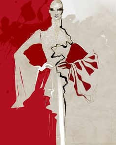 Passion for Fashion by Julija Lubgane at Coroflot.com