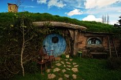 Hobbit Houses Hippie Style And Hobbit On Pinterest