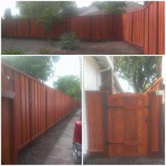 1000 Images About Reuben Borg Redwood Fences Danville