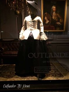 Our Saks & Outlander Interviews with Ronald D. Moore, Terry Dresbach, and Saks' Mark Briggs | Outlander TV News