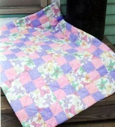 Making quilts for beginners using easy baby quilt patterns and lots of free eas