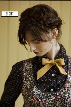 Tips on how to style a bow with your blouse