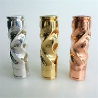 The Brass Able Mod from Avid Lyfe is a hard hitting, mechanical 18650 sleeve mod. The Able Mod is pr