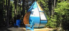 Canada's National Parks are testing crazy new accomodations