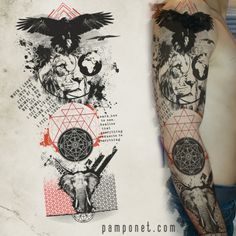 Original and unique illustrations for Tattoos | Ilustrações originais e exclusivas para tatuagens