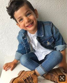 My Little Gentleman - July 27 2019 at Trendy Boy Outfits, Outfits Niños, Cute Baby Boy Outfits, Little Boy Outfits, Little Boy Fashion, Kids Fashion Boy, Toddler Boy Outfits, Cute Outfits For Kids, Cute Baby Clothes
