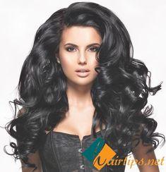 Ideas Regarding Long Hairstyles High-Volume