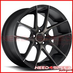 "20"" NICHE TARGA BLACK FITS BMW F10 528 535 550 CONCAVE STAGGERED WHEELS RIMS"
