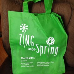 What will be in the swag bag this year?? Attend Zing into Spring to get yours!