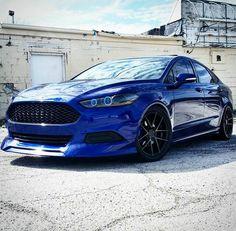 Amerykański Ford Fusion http://manmax.pl/amerykanski-ford-fusion/