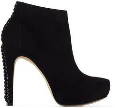 Vince Camuto Cannon Black Leather Bootie #FOLLOWITFINDIT