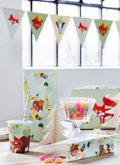 Ideal para fiestas infantiles #Blafre #party #estilonordico
