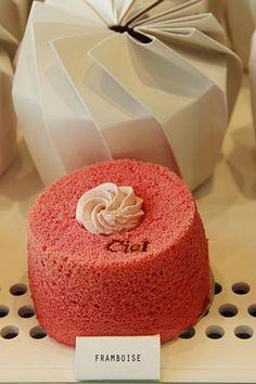 Le chiffon cake ou angel cake, ma nouvelle lubie après les gâteaux cachés