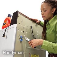 How to Clean a Washing Machine Inlet Screen - A washing machine that takes forever to fill may have an inlet screen clogged with mineral deposits and tiny particles of debris. The fix is simple.