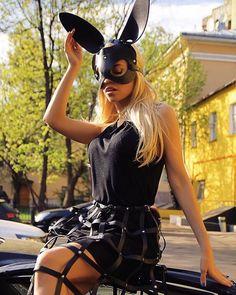 Женская портупея   Dr. Harness   ВКонтакте