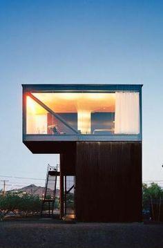 Modern Minimalist Box Small House Design.  Modern Minimalist Box Small House Design.