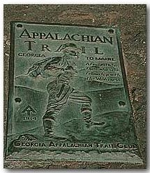 Appalachian Trail in Georgia - GeorgiaTrails.com
