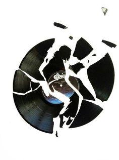 virus tattoo Art of Music : Thriller (Michael Jackson Vinyl record) Michael Jackson Tattoo, Michael Jackson Vinyl, Arte Lowrider, Michael Love, Music Illustration, Jackson Family, Music Tattoos, Surreal Art, Vinyl Records