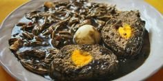 Relleno negro / Black stuffing, made with special spice blend
