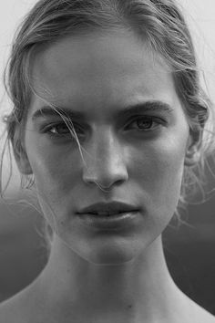 """Vanessa Axente by Josh Olins in """"Island Dressing"""" for WSJ Magazine, April 2015"""