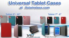 New #Universal_Tablet_Cases at www.xsiwireless.com call us ! Tel : 1.855.597.4974 Fax : 954.894.2228 Facebook Page : https://www.facebook.com/pages/XSI-Wireless/473227942730985  Don't Forget To make us Like To get More Information About New Products.