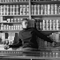 David Goldblatt - photographer of apartheid ------ Shop assistant, Orlando West, Soweto, Johannesburg in Orlando, David Goldblatt, University Of The Witwatersrand, Marian Goodman, Apartheid, Museum Of Contemporary Art, My Tumblr, Big Picture, Photojournalism