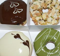 Gorgeous donuts!