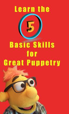 Good puppetry requires mastery of basic puppeteering skills. Proper handling of your puppet during a show will create life and believability. Puppet Show For Kids, Puppets For Kids, Sock Puppets, Hand Puppets, Puppet Training, Ventriloquist Puppets, Sunday School Songs, Puppet Patterns, Doll Patterns